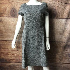 Ivanka Trump A Line Dress Women's Size 10 Grey